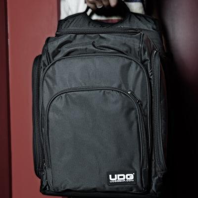 UDG Ultimate Digi Backpack Black/Orange [4]