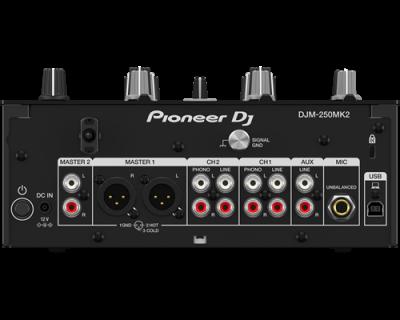 Pioneer DJM 250-MK2 Mixer DJ 2 Canale [2]