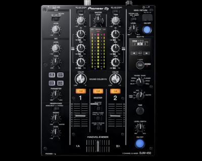 PIONEER DJM 450 Mixer DJ - 2 Canale0