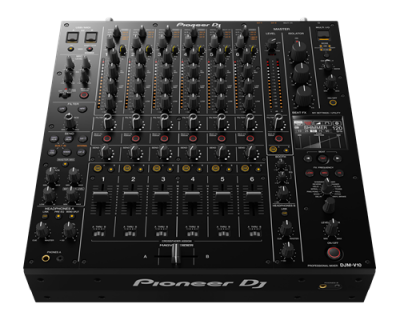 PIONEER DJ DJM V10 MIxer Profesional cu 6 canale2