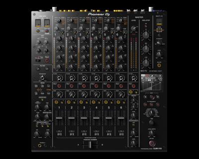 PIONEER DJ DJM V10 MIxer Profesional cu 6 canale0