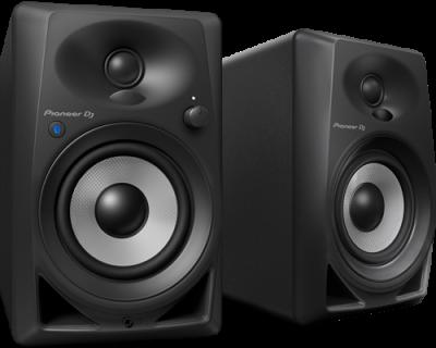 PIONEER DJ DM-40BT Monitor de Studio activ de 4 Inchi Cu Bluetooth0