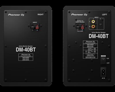 PIONEER DJ DM-40BT Monitor de Studio activ de 4 Inchi Cu Bluetooth2