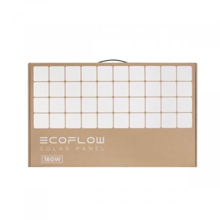 EcoFlow 160W panou solar pliabil si portabil [5]