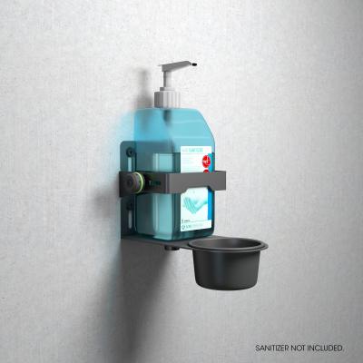 Stativ Gravity Universal Disinfectant Holder Black9