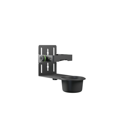 Stativ Gravity Universal Disinfectant Holder Black5