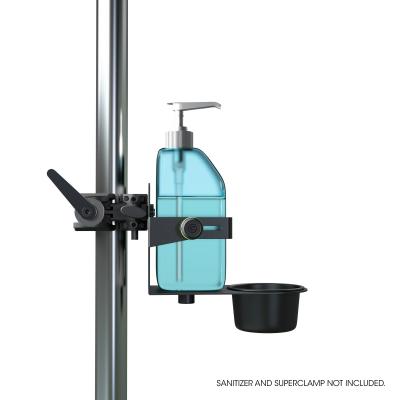 Stativ Gravity Universal Disinfectant Holder Black8