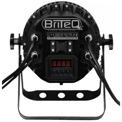 Par LED Briteq LED MEGA BEAM Mk34