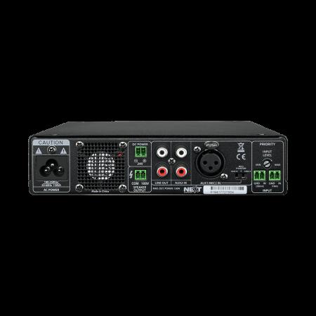 MX120 Mixer și Amplificator cu Bluetooth 5.0 și telecomandă1