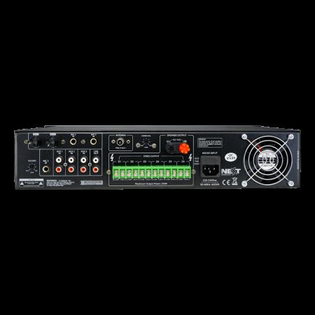 MX350 Mixer și Amplificator de linie cu 6 zone și telecomandă3