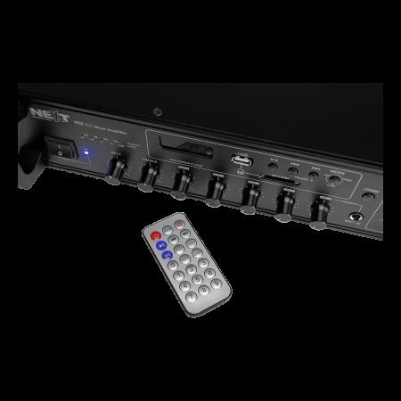 MX350 Mixer și Amplificator de linie cu 6 zone și telecomandă7