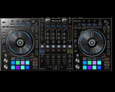 PIONEED DDJ -RZ DJ Controller profesional cu 4 canale pentru Rekordbox DJ0