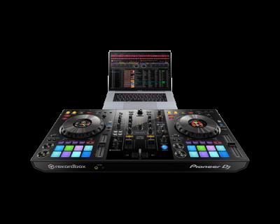 PIONEER DDJ 800 Consola pentru Rekordbox DJ3