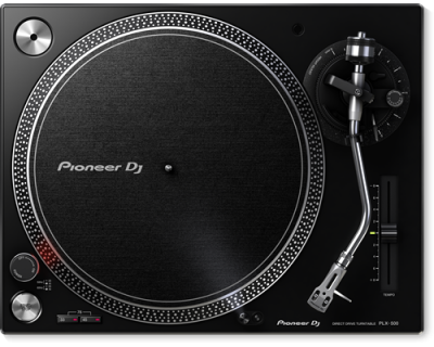 PIONEER PLX 500 Direct Drive Turntable0