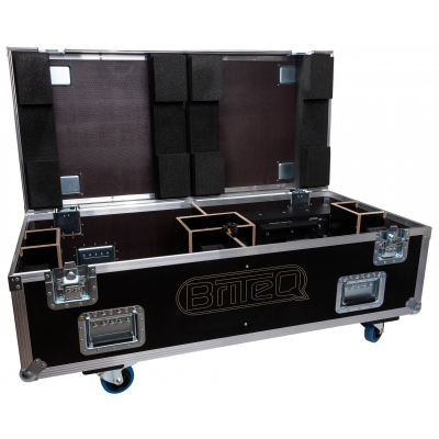 Case briteq PREMIUM CASE FOR 4x BT-NONABEAM1