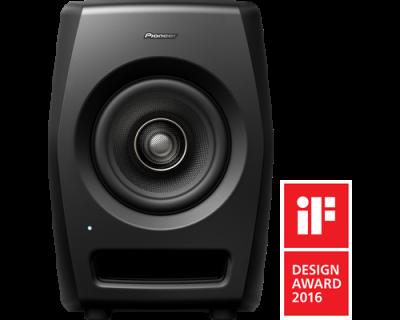 PIONEER DJ RM-05 Monitor de studio profesional de 5 inchi, cu drivere coaxiale HD0