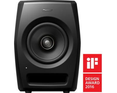 PIONEER DJ RM-7 Monitor de studio profesional de 6,5 inchi, cu drivere coaxiale HD [0]