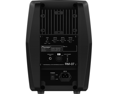 PIONEER DJ RM-7 Monitor de studio profesional de 6,5 inchi, cu drivere coaxiale HD [2]