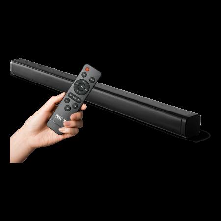 SB3 soundbar convertibil cu Bluetooth 5.0 și telecomandă0