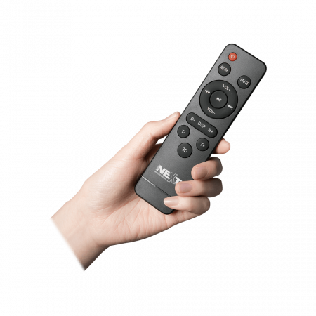 SB3 soundbar convertibil cu Bluetooth 5.0 și telecomandă6