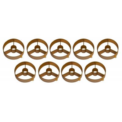 Profile Briteq BT-NONABEAM set 9 louvers GOLD2
