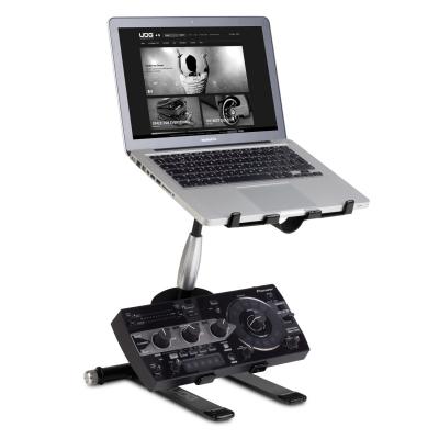 UDG Creator Laptop/Controller Stand Aluminium Black [6]