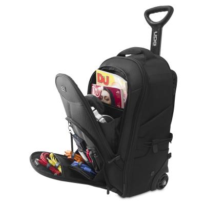 UDG Creator Wheeled Laptop Backpack 21 Version 3 Black Edition2