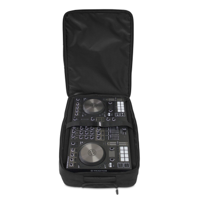 "UDG Creator Wheeled MIDI Controller Case Black 22""4"