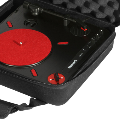 UDG Creator Pioneer XDJ-700  Numark PT01 Scratch Turntable USB Hardcase Black4