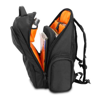 UDG Ultimate Backpack BlackOrange Inside [2]