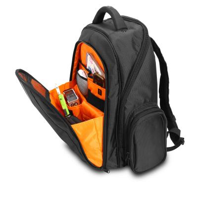 UDG Ultimate Backpack BlackOrange Inside [4]