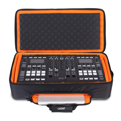 UDG Ultimate MIDI Controller Backpack Large Black/Orange Inside MK27