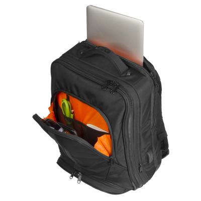 UDG Ultimate Backpack Slim BlackOrange Inside [6]