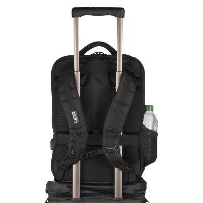 UDG Ultimate Backpack Slim BlackOrange Inside [2]