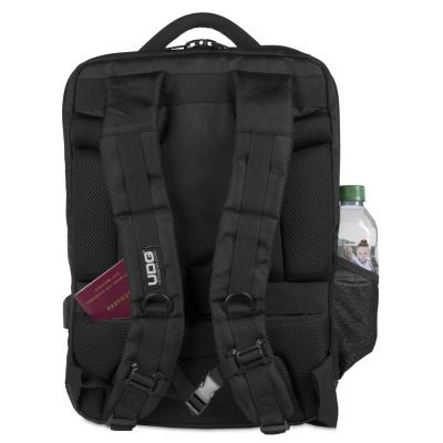 UDG Ultimate Backpack Slim BlackOrange Inside [3]