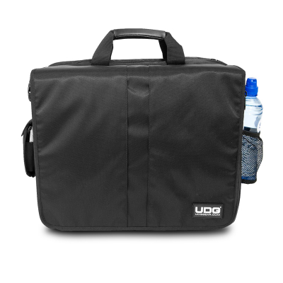 UDG Ultimate CourierBag DeLuxe Black/Orange Inside0