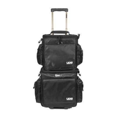 UDG Ultimate SlingBag Trolley Set DeLuxe BlackOrange Inside MK20