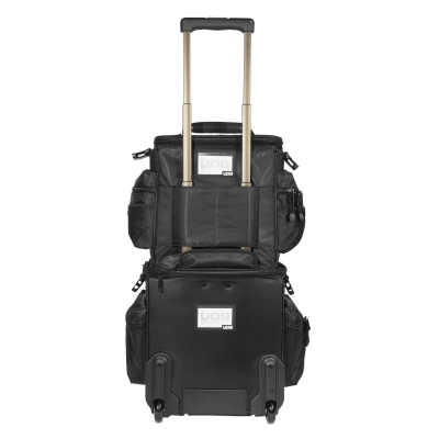 UDG Ultimate SlingBag Trolley Set DeLuxe BlackOrange Inside MK26