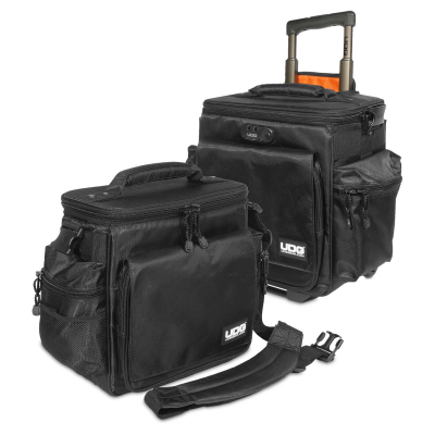 UDG Ultimate SlingBag Trolley Set DeLuxe BlackOrange Inside MK21