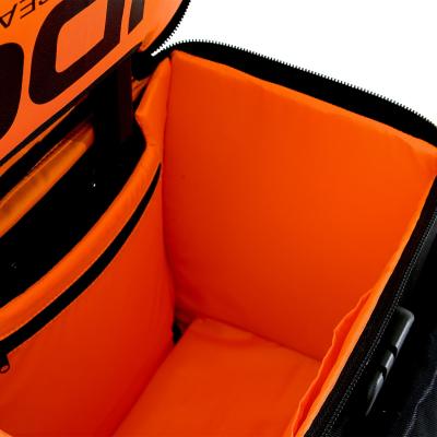 UDG Ultimate SlingBag Trolley DeLuxe Black, Orange Inside MK2 [6]