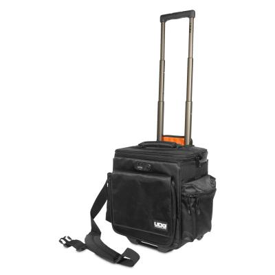 UDG Ultimate SlingBag Trolley DeLuxe Black, Orange Inside MK2 [1]