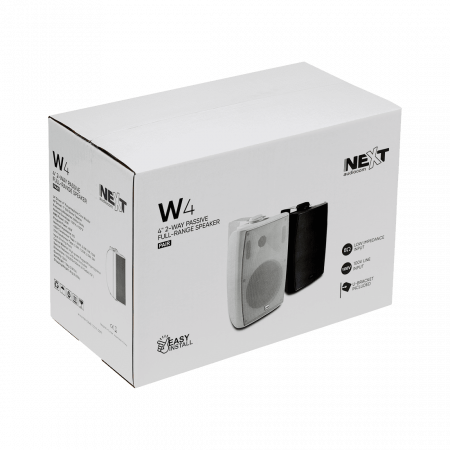 W4 set boxe de perete pentru interioare sau terase acoperite2
