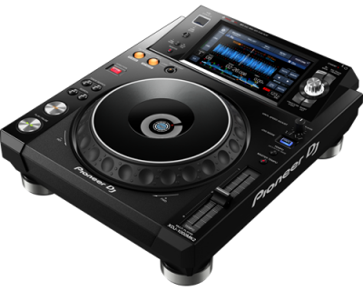 PIONEER Digital Compact Player XDJ-1000MK21