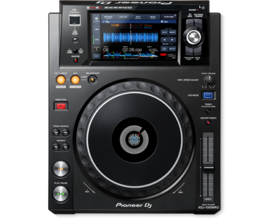 PIONEER Digital Compact Player XDJ-1000MK20