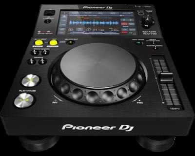 PIONEER Digital Compact Player XDJ-7002