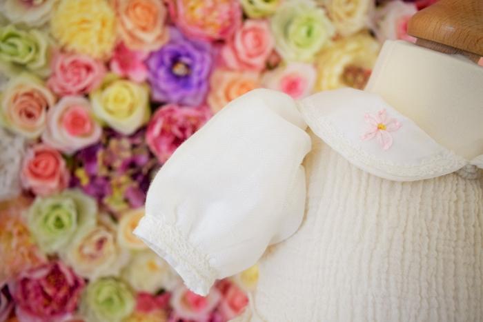 Rochita botez Sweet Blossom [3]