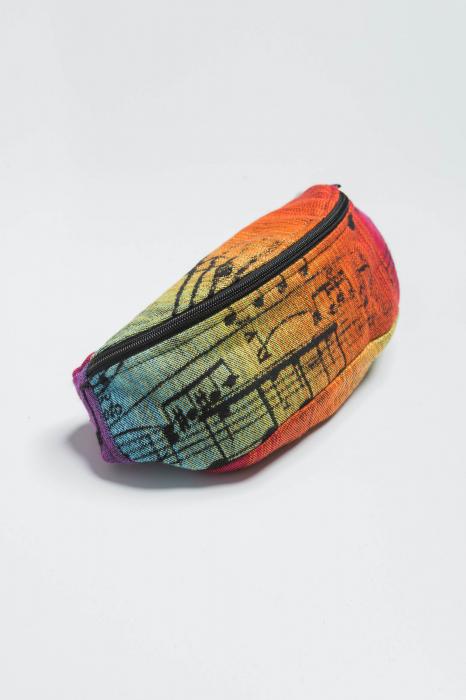 Borseta LennyLamb Symphony Rainbow Dark [1]