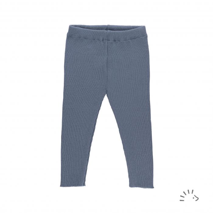 Colanti lana merinos organica tricotata- Grey Blue [0]