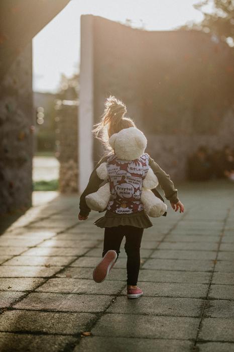Marsupiu Jucarie HUG ME PINK [6]