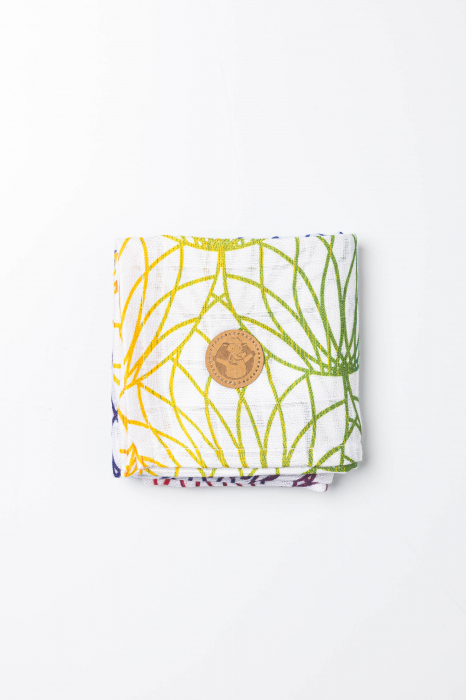 Muselina bambus- FOXY FUN- LennyLamb [0]